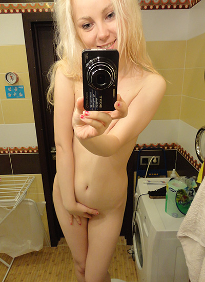 Seems me, Young nude perfect self