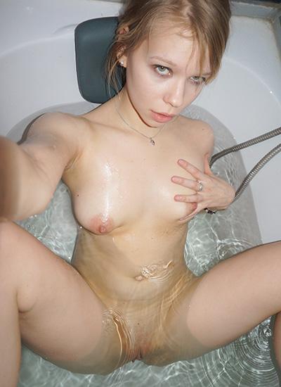 Puffy nipple russian
